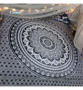 Buy black and white tapestry online at multimatecollection.com