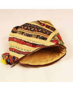 INDIAN EMBROIDERED Pouch Ladies Purse