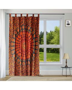 Holy curtains