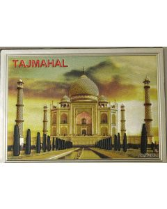 Sixth Wonder of world Taj mahal Magnet