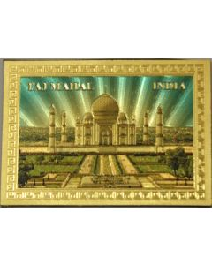 Peaceful Taj mahal Magnet