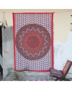 Star Wall Tapesty Indian Ethnic Beach Blanket Yoga decor