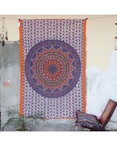 Elephant Wall Tapesty Indian Psychedelic Bedspread Home decor
