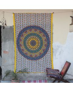 Elephant Wall Tapesty Boho Psychedelic Beach Throw Home decor