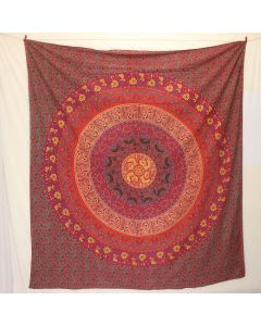 Sadhana Floral Queen Tapestry