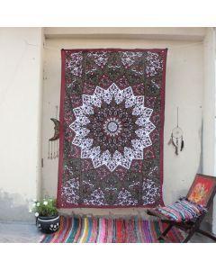 Star Wall Tapesty Bohemian Ethnic Bedding Yoga decor