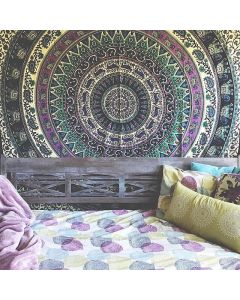 Hippie Large Tapestry
