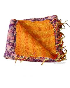King queen kantha scarf
