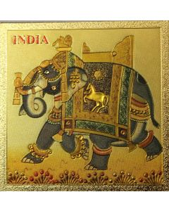 Indian Royal Elephant Magnet