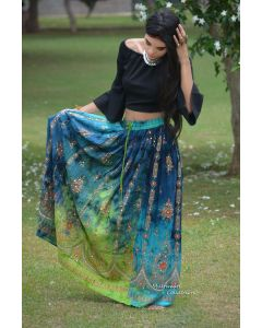 Indian Sequin skirt