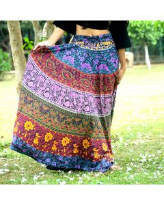 Integrity Indian Mandala Skirt