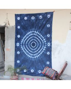 Tie Dye Wall Tapesty Boho Psychedelic Bedding Yoga decor