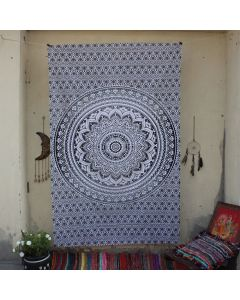 Mandala Wall Hanging Tapestry Bohemian Ethnic Bedspread Meditation decor