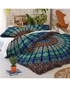 Ocean Twin Duvet Cover and Pillow Set