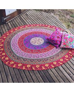 Integrity Small Round Blanket  - Classic
