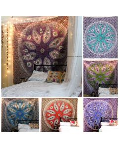 Paisley Large Wall Tapestry & Bedspread
