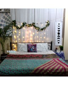 My style Indian Gudri Quilt