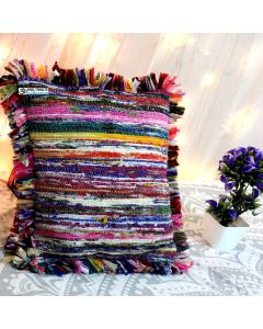 Multicolor Rug pillow cover Model 3