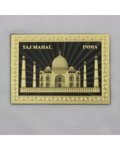 Beautiful Taj Mahal Magnet