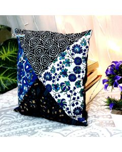 Multicolor Decorative Pillow with Zip Model 2