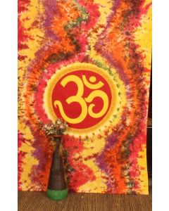 Aum Small Tapestry