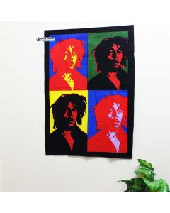 Bob Marley Looks Poster
