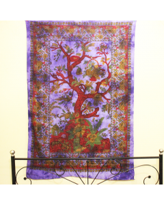 Twin Tree Tapestry