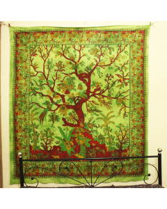 Big Tree of Life Large Tapestry