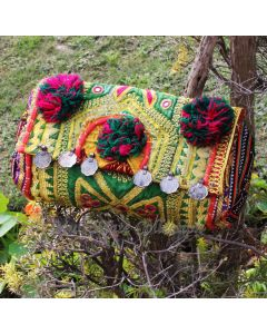 Women's Retro Ethnic Embroider Purse