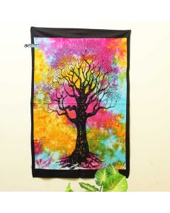 Multicolor Lucky Tree Poster