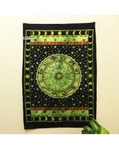 Green Astrology Poster