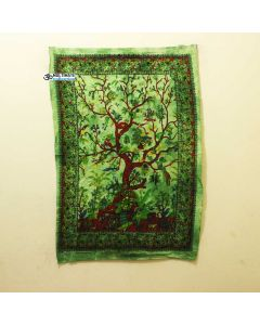 Green Tree of life  Poster