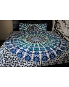 Sea Twin Duvet Cover With Pillow Set