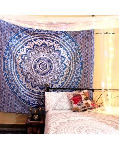 Sapphire Large Tapestry