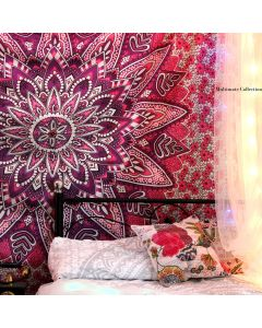 Blush Large Tapestry