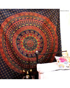 Many in One Large Tapestry