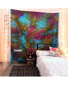 Rainbow Large Tapestry