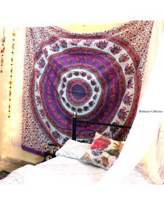 Hipster Large Tapestry