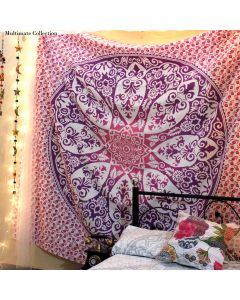 Blooming Large Tapestry