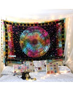 Ring Small Mandala Tapestry
