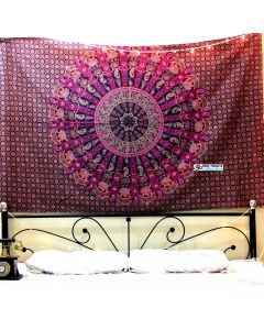 Ghoomar Small Tapestry