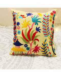 Indian Suzani Decorative Pillow