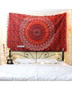 Agni Small Tapestry