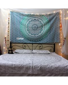 Emerald Small Tapestry