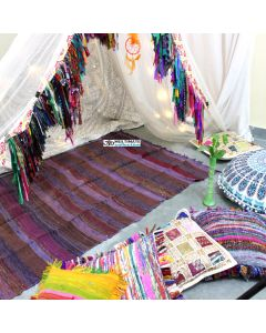 Chea Cool Rag Rug for Home and Outdoor