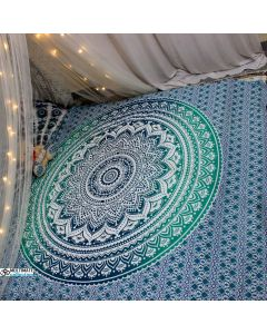 Emerald Large Tapestry