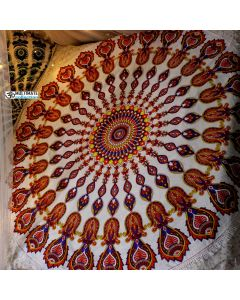 Indian Ethnic Mandala Roundie