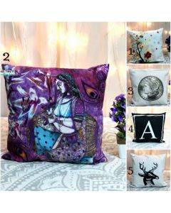 Cotton printed Decorative Pillows