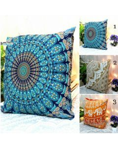 Extra Large Decorative Pillow cover 24 X 24 inches