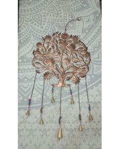 Lovely Tree of Life Design Metal Hanging
